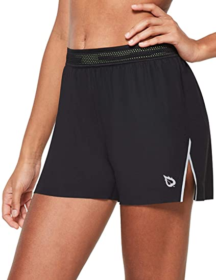 Workout Split Shorts