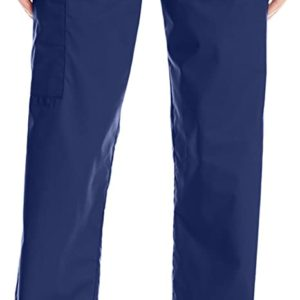 Pull-On Cargo Scrub Pant