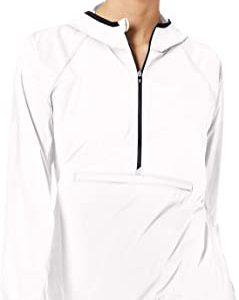 Hooded Popover Jacket