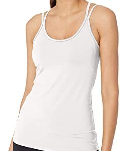 Two-in-One Bra Tank Top