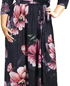 Casual Party Maxi Dress