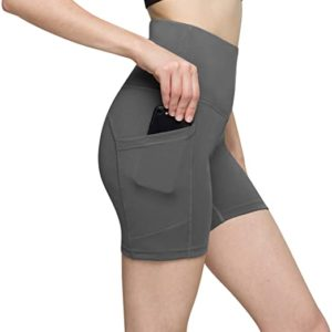 Yoga Shorts with Pocket