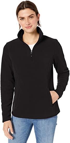 Fleece Pullover Jacket