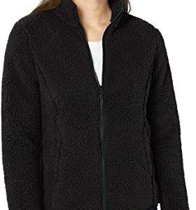 Sherpa Full-Zip Jacket