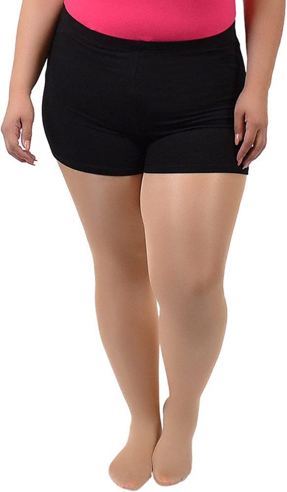 Yoga Running Workout Bermuda Shorts Tights - WF Shopping