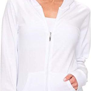 Full Zip Hoodie Jacket