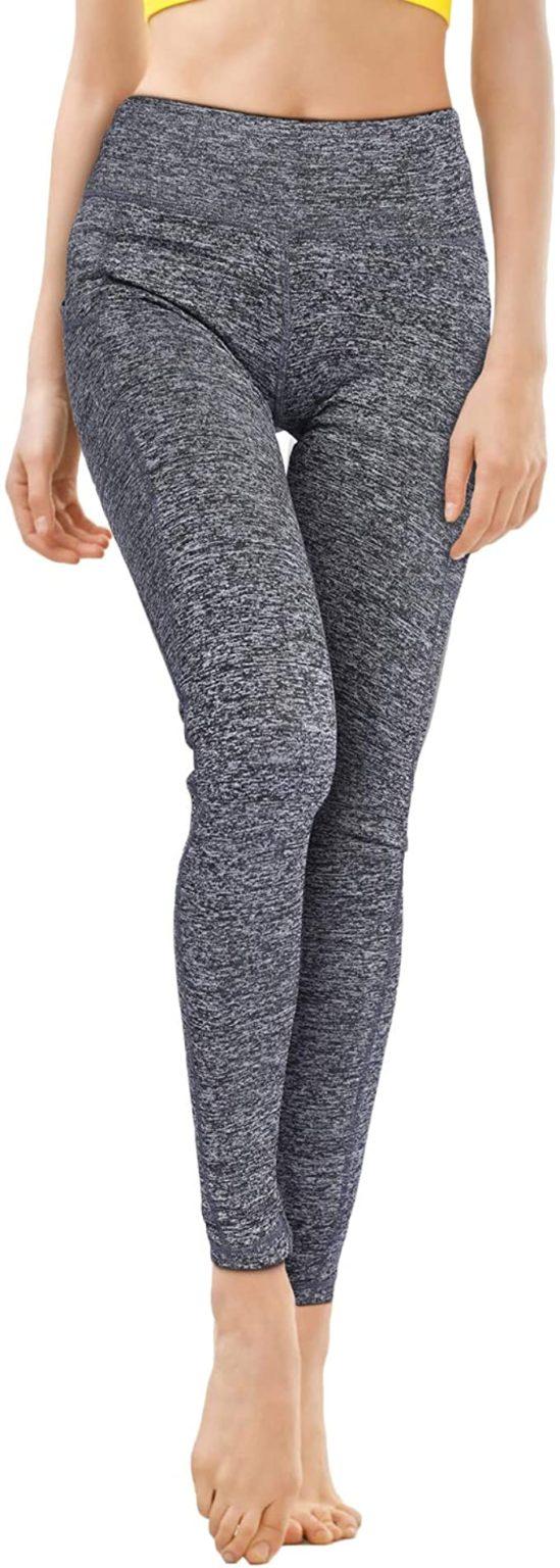 Gray Yoga Sports Shorts/ Side Pocket   Sport shorts