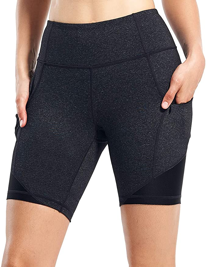 3D Gel Padded,Cycling Womens Shorts - WF Shopping
