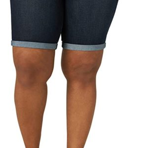 Plus Size Bermuda Short