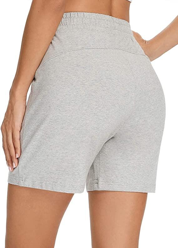 Stretch Waist Side Stripe Running Camo Shorts - WF Shopping