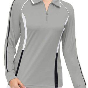 Golf Polo Shirt Tops
