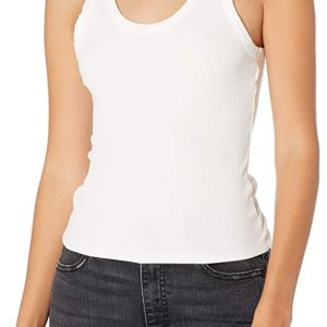 Neck Fitted Tank Top