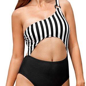 Cutout Bathing Suit