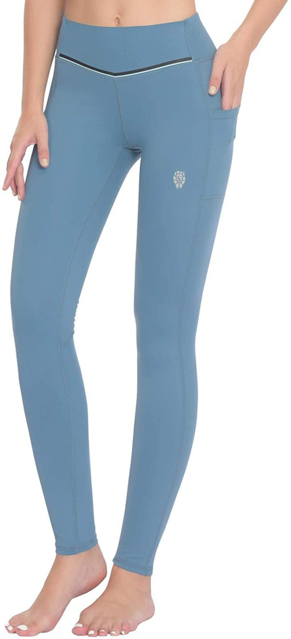 High Waist Yoga Pants for Women Out Pocket - WF Shopping