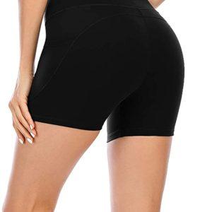 High Waist Yoga Shorts