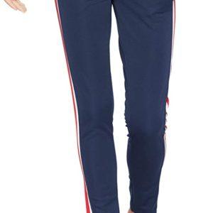 Track Pants W/Stripe