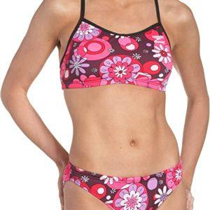 V-Back 2-Piece Swimsuit
