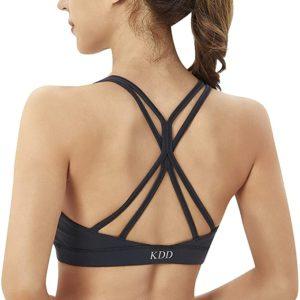 Yoga Strappy Sports Bras