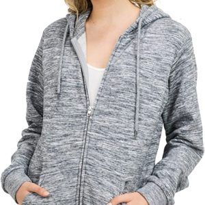 Zip-Up Hoodie Jacket