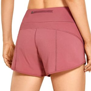 Shorts with Back Zip
