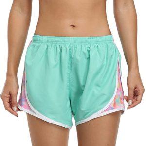 Quick-Dry Running Shorts