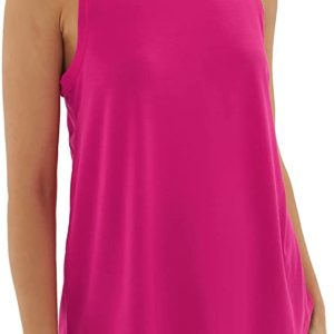 Tops Loose Fit Sleeveless