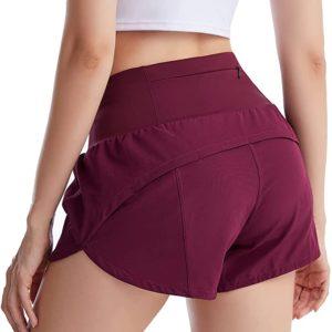 Yoga Gym Sports Shorts