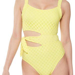 Bathing Suit Asymmetric