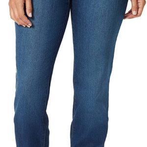 High Rise Straight Jean