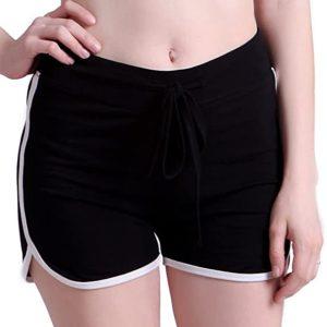 Plus Size Dolphin Shorts