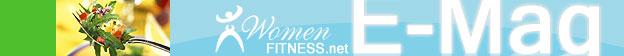 Women Fitness E-Mag Newsletter