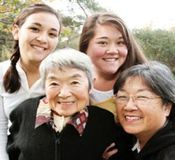 Grandparental support helps reduce risk of child obesity: A Swedish Study