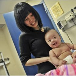 Birthweight charts tailored to specific ethnic groups may be better predictor of adverse outcomes: A Canadian Study