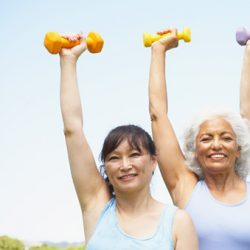 Exercise program in senior centers helps decrease participants' pain and improve mobility: A Study