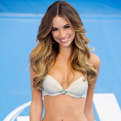 Miss Universe Australia 2015 Monika Radulovic Reveals her Workout, Diet and Beauty Secrets