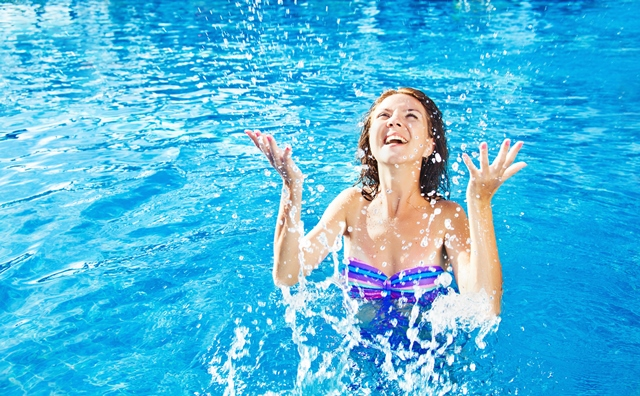 Catch Up On Aqua Zumba To Avoid Stress On Joints Women Fitness