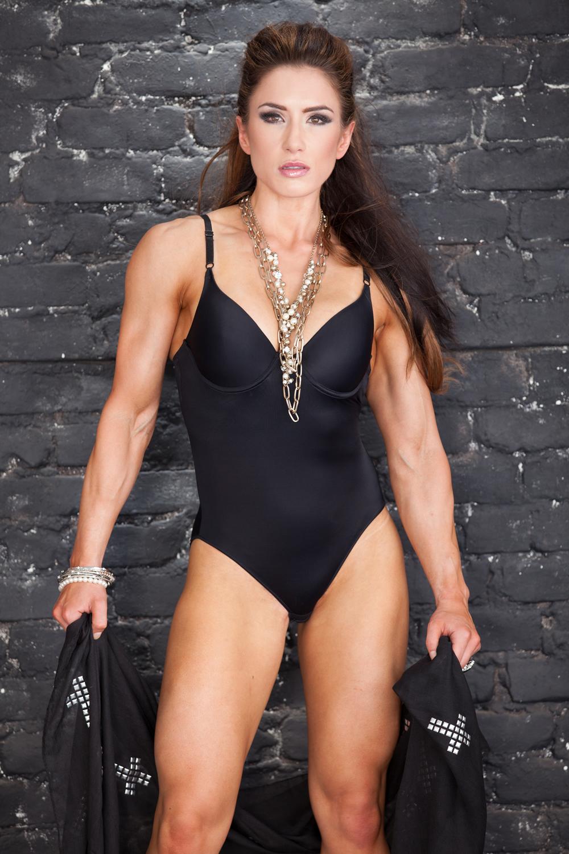 Pauline Nordin: Top International Fitness Model Reveals