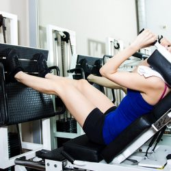 Lift Weights To Beat Stress