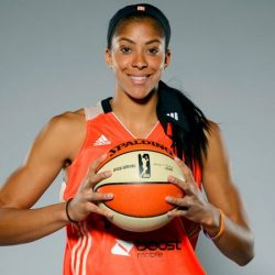 Top 10 Best Female Basketball Players 2016 – Candace Parker