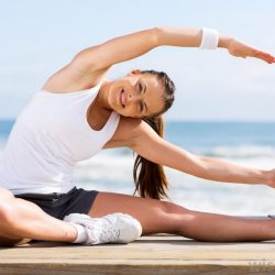 Forcing A Stretch Is A Recipe For Injury