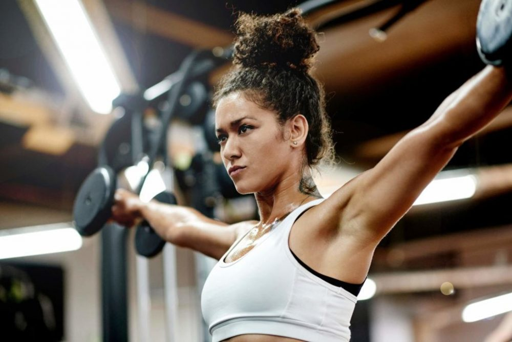 WORKOUT HAIR CARE