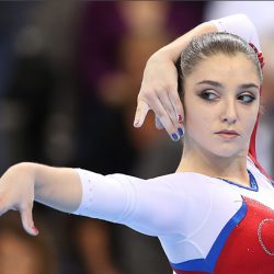 Aliya Mustafina – Top 10 Most Flexible Women Gymnasts' Inspiring Life Stories