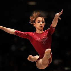 Viktoria Komova – Top 10 Most Flexible Women Gymnasts' Inspiring Life Stories