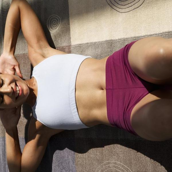 Top 10 Truths About Flat Abs Women Fitness