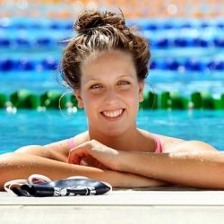 Brittany Elmslie: Olympic Gold Medalist in Swimming Reveals her Success Mantra
