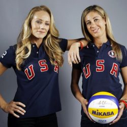 Jennifer Kessy & April Ross: Most Stunning Beach Volleyball Pair In The World