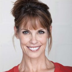 The Baywatch Actress Alexandra Paul Turns Health & Wellness Coach!