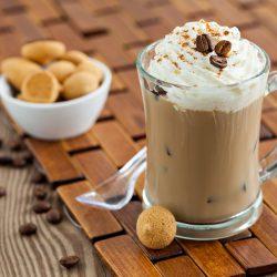 Cappuccino Ice Milk