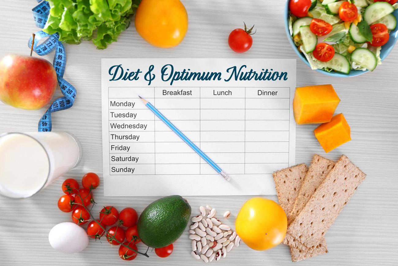 Diet & Optimum Nutrition