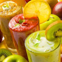 Mixed Fruit Shake